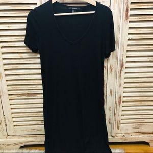 Forever 21 Midi Shirt Dress